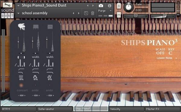 Download Sound Dust Ships Piano