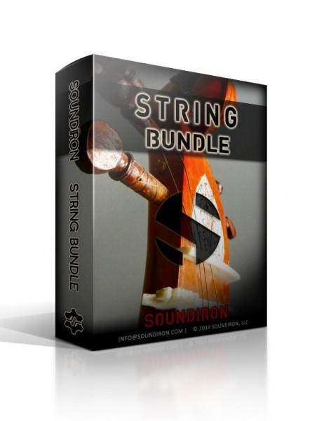 Download Soundiron Stringed Collection