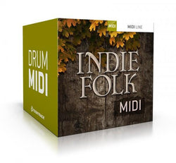 Download Toontrack Indie Folk MIDI