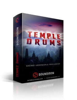 Download Soundiron Temple Drums