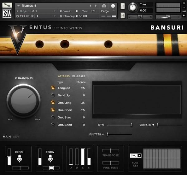 Install Impact Soundworks Ventus Ethnic Winds - Bansuri