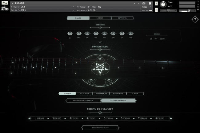 Wavelet Audio Cabal 8 Full