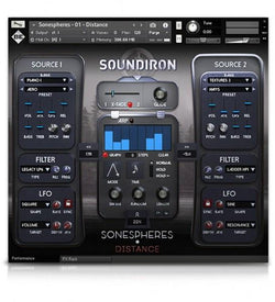 Buy Soundiron Sonespheres 1 - Distance