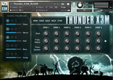 Buy Strezov Sampling THUNDER X3M
