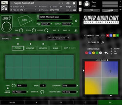 Install Impact Soundworks Super Audio Cart