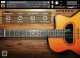 Buy Impact Soundworks Django Gypsy Jazz Guitar