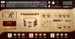 Buy Impact Soundworks Rhapsody Orchestral Percussion