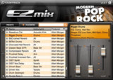 Buy Toontrack EZmix 2  Modern Pop/Rock Presets 1