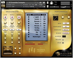 Buy Impact Soundworks Bravura Scoring Brass Complete