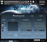 Install Gothic Instruments DRONAR FREE Edition