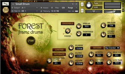 Buy Impact Soundworks Forest Frame Drums