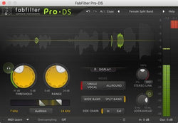 Download FabFilter Pro-DS