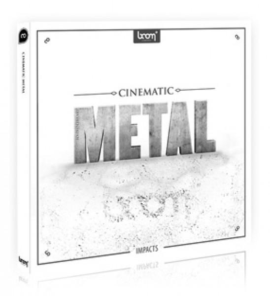 Download Boom Library Cinematic Metal Impacts HD