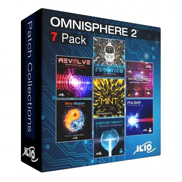 Ilio Patch Bundle for Omnisphere 2