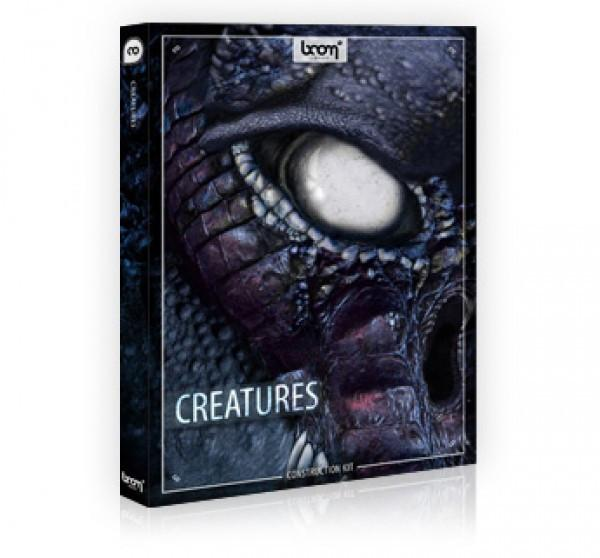 Download Boom Library Creatures Construction Kit