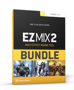 Download Toontrack Ezmix 2 Metal Guitar Gods 3 Pack