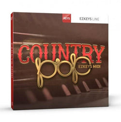 Download Toontrack EZkeys Country Pop MIDI Pack