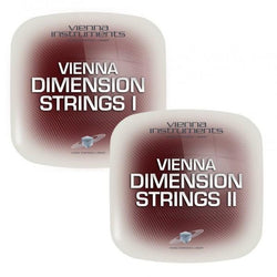 VSL Vienna Dimension Strings Bundle STANDARD