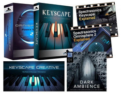 Spectrasonics Omnisphere 2 & Keyscape Collection