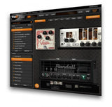 GUI Overloud TH3 - Metal Collection