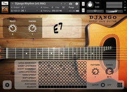 Install Impact Soundworks Django Gypsy Jazz Guitar