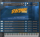 Interface ProjectSAM Swing More!