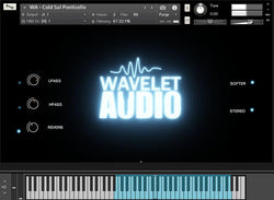 FREE Wavelet Audio Cold Sul Ponticello