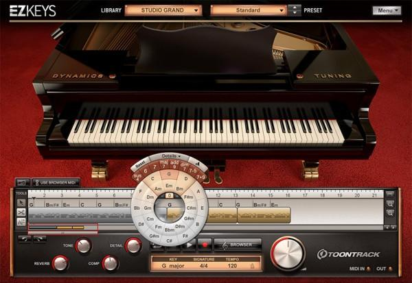 Serial Download - Digital Full Version Toontrack EZkeys Dream Machine