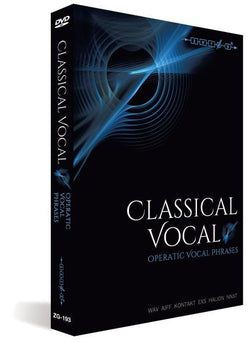 Download Zero-G Classical Vocal - Operatic Vocal Phrases