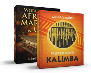 cinesamples world series african bundle