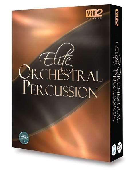 Download Vir2 Instruments Elite Orchestral Percussion