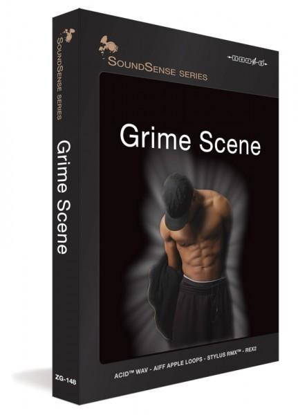 Buy Zero-G SoundSense: Grime Scene (boxed)