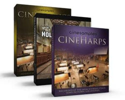 Download Cinesamples CineStrings Runs and Hollywoodwinds and CineHarps