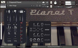Download Sound Dust Prepared Pianet