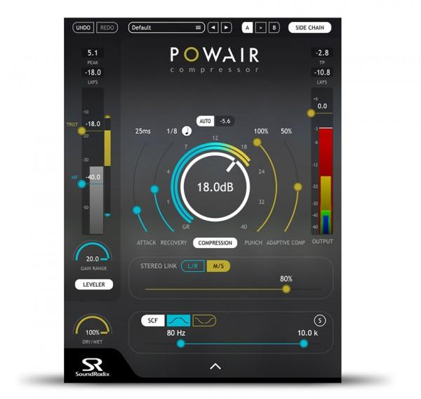 Download Sound Radix POWAIR