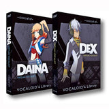 Download Zero-G Vocaloid 4 DEX & DAINA Bundle