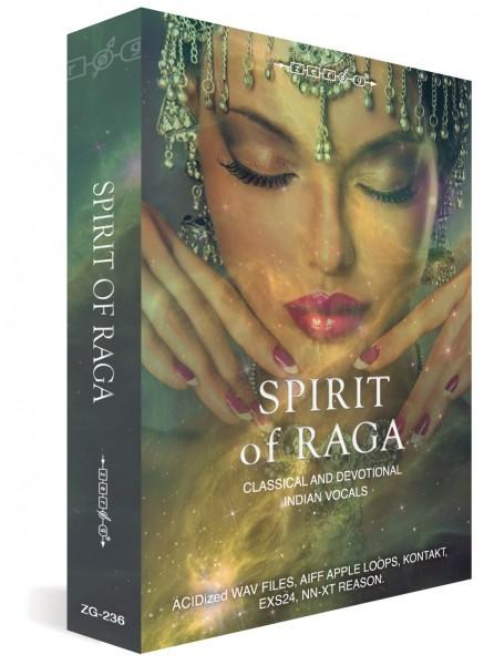 Download Zero-G Spirit of Raga