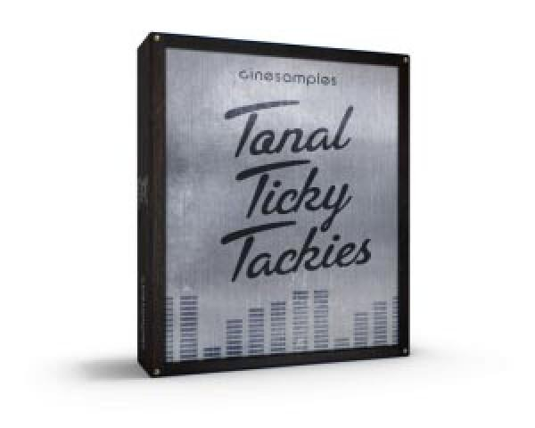 Download Cinesamples Tonal Ticky Tackies