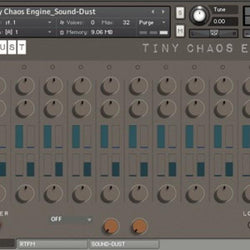 Download FREE Sound Dust Tiny Chaos Engine 1