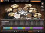 Interface Toontrack EZdrummer 2 Education Institute