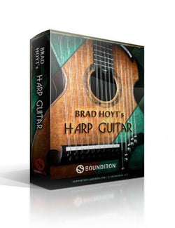 Download Soundiron Brad Hoyt's Harp Guitar