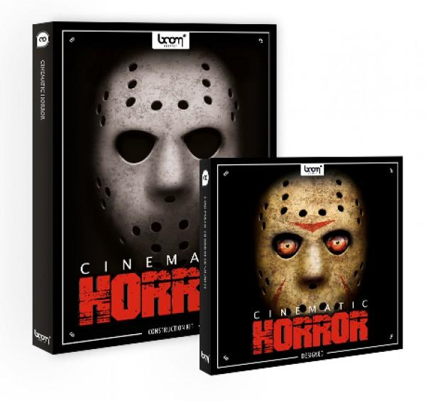 Download Boom Library Cinematic Horror Bundle