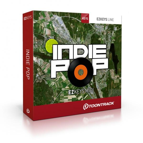 Download Toontrack EZkeys Indie Pop MIDI Pack