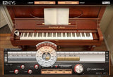 Interface Toontrack EZkeys Vintage Upright