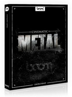 Download Boom Library Cinematic Metal Construction Kit HD