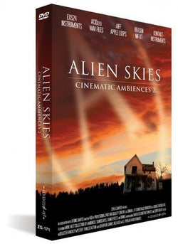 Download Zero-G Alien Skies: Cinematic Ambiences 2