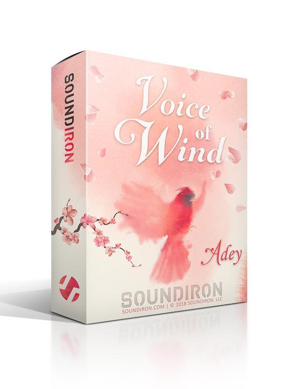 Soundiron - Voice of Wind - Adey