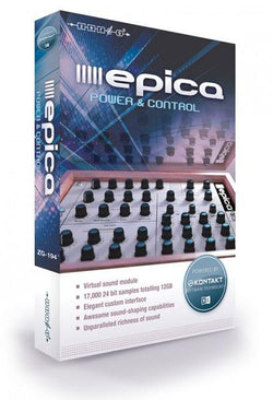 Download Zero-G Epica Virtual Sound Module