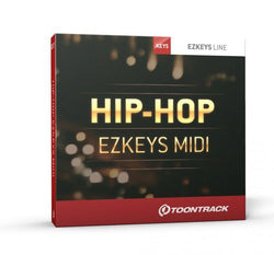 Download Toontrack EZkeys Hip-Hop MIDI Pack