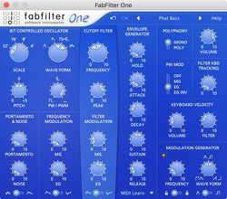 Download FabFilter One